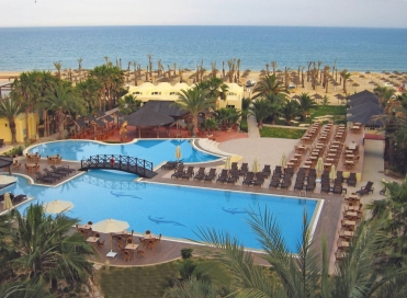 8 dagen all inclusive in Sea Beach Resort